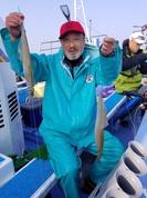 3月28日 ヤリイカ船 好調続きです!!