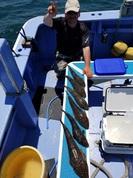 6月3日 マゴチ船 釣果