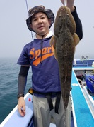 7月15日 午前マゴチ船 釣果