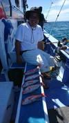 9月9日 アカムツ船 釣果