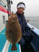 11月9日 ヒラメ船 釣果