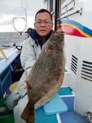 11月10日 ヒラメ船 釣果