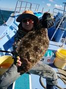 11月15日 ヒラメ船 釣果