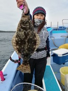 12月11日 ヒラメ船 釣果