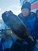 12月21日 ヒラメ船 釣果