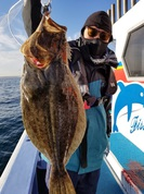 1月11日 ヒラメ船 釣果
