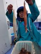1月15日 ヤリイカ船 釣果