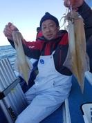 1月17日 ヤリイカ船 釣果