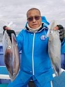 1月23日 ヤリイカ船 釣果