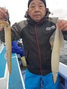 2月15日 ヤリイカ船 釣果