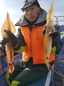 2月24日 ヤリイカ船・メバル船 釣果