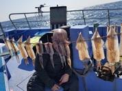 3月2日 ヤリイカ船 釣果