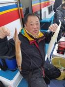 3月12日 ヤリイカ船 釣果 絶好調~!!