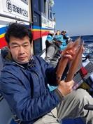 3月13日 ヤリイカ船&メバル船 釣果