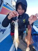 3月14日 ヤリイカ船 釣果