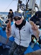 3月17日 ヤリイカ船 釣果 順調に好調~!