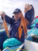 3月19日 ヤリイカ船 釣果