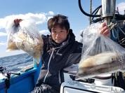 3月24日 ヤリイカ船 釣果
