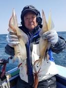 3月27日 ヤリイカ船 釣果