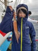 3月30日 ヤリイカ船 釣果