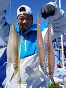 4月4日 ヤリイカ船 釣果 絶好調な反応!!