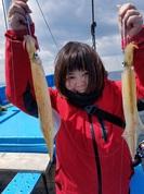 4月9日 ヤリイカ船 釣果